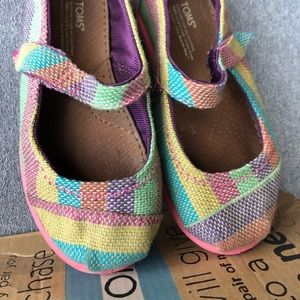 Toms Mary Jane Girls Size 9 🌟 Host Pick 🌟